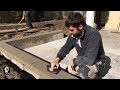 Je fais une terrasse #3 - Muret, drain et divers -#chantierljvs