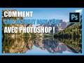 Comment cre�er un Reflet dans l'eau avec Photoshop CC - Tutoriel de retouche photo - [TUTO-PHOTOS]