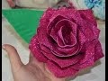 MOULE POUR THERMOFORMAGE ROSES, JUMBO ☆ Tutoriel ☆ LOISIRS CREATIFS