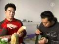 Des instruments de musique en légumes