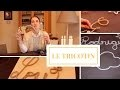 DIY Tutoriel // Prénom et formes en tricotin