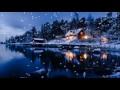 Paysages d'Hiver la Nuit