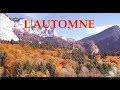L'automne dans les Alpes, quand la nature nous émerveille par ses couleurs