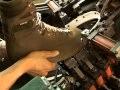 Fabrication des chaussures Asolo en Europe