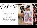 POINT DE CROIX SYCOMORE - 7 ans - ENFANTS