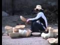 Saladier en Bamboo : fabrication artisanal et naturel