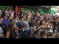 Explosion de joie à Cognac au coup de sifflet final de France - Belgique