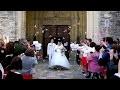 Sortie d'église extraordinaire  | Le Papillon Magique  | Magic Flyer International