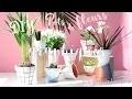 DIY déco : pots de fleurs graphiques / Graphic flower pots