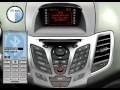 Ford Fiesta Connexion d'un téléphone portable