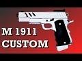 M1911 custom construction carton/papier