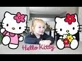 Ouverture de 6 oeufs surprises Hello Kitty et 2 pochettes Star Wars (unboxing)