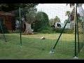 Vidéo tutorielle pour l'installation du filet de clôture permanent en plastique TENAX