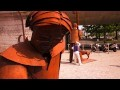 Edgardo Carmona exposition de sculptures quais de Seine Paris 2011