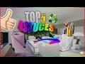 TOP 7 DES ASTUCES SUR LES ROULEAUX DE PAPIER TOILETES !