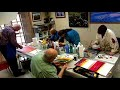 Atelier spécial peinture abstraite