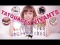 [JOUET] Tatouages Vivants !!! - Studio Bubble Tea unboxing Magic Tattoos