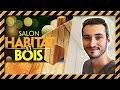 ILS NOUS DISENT TOUT : VISITE SALON BOIS HABITAT D'EPINAL