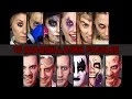 12 MAQUILLAGES FACILES POUR HALLOWEEN !