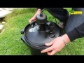 Ubbink filtre de bassin  à pression BioPressure