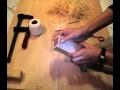 fabriquer botte de paille miniature