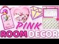 DIY ROOM DECOR ROSE - DECO CHAMBRE FACILES