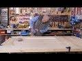 Fabriquer une porte en bois massif - Tuto brico avec Robert