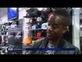 Reportage France 3 avec Black M à la Wati Boutique Lyon