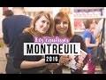 [ Les Coulisses ] Vlog Salon de Montreuil - SLPJ 2016   Samantha Bailly