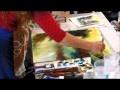 Cours Peinture Aquarelle : Tutoriel Utiliser Le cycle de l'eau en peinture aquarelle