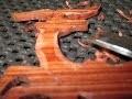 Bijoux en bois précieux : fabrication au coeur de l'atelier Blue Baobab