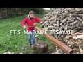 Fendeuse bois manuelle écologique