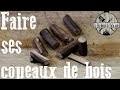 Comment faire des copeaux de bois ?