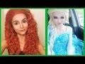 14 photos de cette fille qui fait tout pour ressembler aux princesses Disney  !!