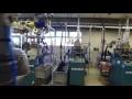 Atelier de fabrication de chaussettes collants BROUSSAUD 2016