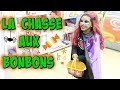 CHASSE AUX BONBONS, MAQUILLAGE D'HALLOWEEN 2017 Vlog
