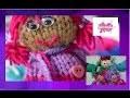 DIY. Comment tricoter des poupées en  laine// How to knit dolls wool.