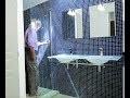 Poser une paroi de douche fixe - Tuto brico avec Robert pour le montage d'une paroi de douche fixe