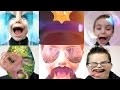 ON CHANGE DE VISAGE #3 ! SNAPCHAT Face Swap Live - Appli Snapchat