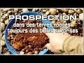 Prospection Carriere - Les Terres Rouges Des belles surprises