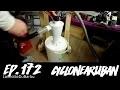 Fabrication d'un cyclone / système d'aspiration pour ma scie à ruban - CycloneARuban - Ep172
