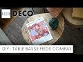 DIY déco : transformez une palette en table basse | Elle Déco