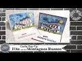 """Vidéo-Tuto """"Carte Pop-Up * Fête sur les Montagnes Russes"""" par Coul'Heure Papier"""
