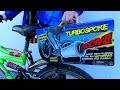 Test Turbo Spoke dans Skate Parc pour Vélo  & BMX