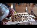Bateau jouet 32 Border une maquette de canot à franc bord