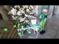 St. Patrick's Day decorations!!