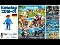 Catalogue 2018 Playmobil - Allemand - Janvier à Juillet 2018