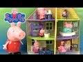Peppa Pig La Nouvelle Maison Familiale Peppa's Family Home Jouet