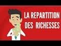 LA REPARTITION DES RICHESSES PARTIE 1 - 1ERE SES