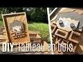 Fabrication d'un Tableau en bois pour DocSeven
